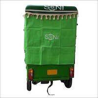Electrical Auto Battery Rickshaw