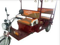 Four Passenger Battery Operated Rickshaw