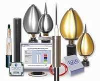 LPI Lightning Protection System Collection Volume Method