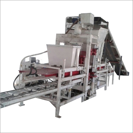 Concrete Brick Machines