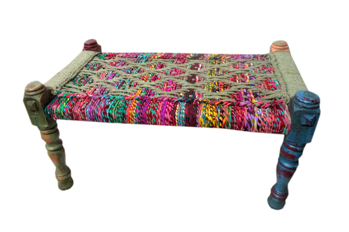 Handmade Rope Bed