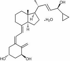 Calcipotriol anhydrous