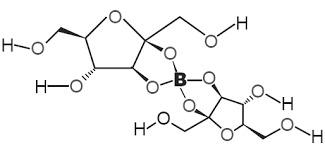 Calcium fructoborate