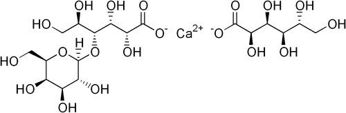 Calcium-glubionate