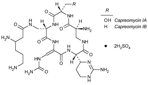 Capreomycin Sulfate
