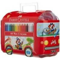 Faber Castell Crayon Bus