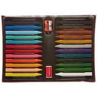Faber Castell Erasable Crayon Grip Pack