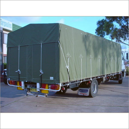 Truck Cotton Tarpaulin