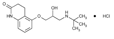 Carteolol Hydrochloride