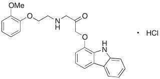 Carvedilol hydrochloride
