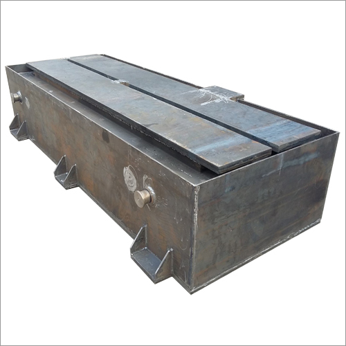 Sheet Metal Container