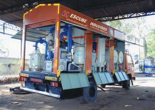 Transformer Hot Oil System