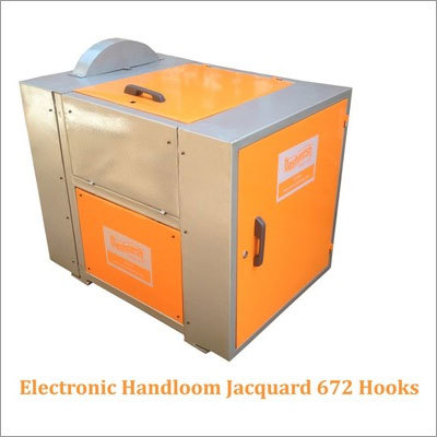 Electronic Jacquard For Handloom