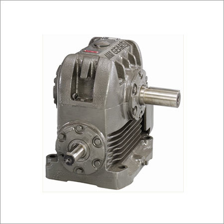 MU Type Worm Reduction Gear