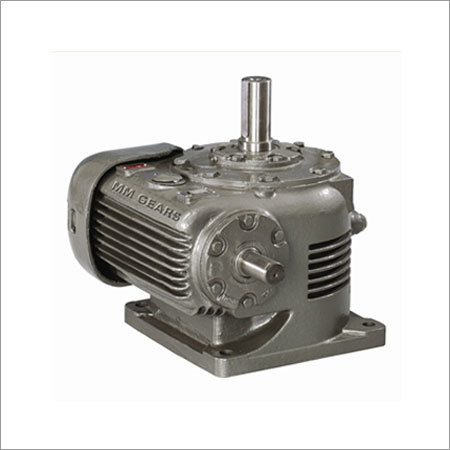 Commercial Worm Reduction Gear Box