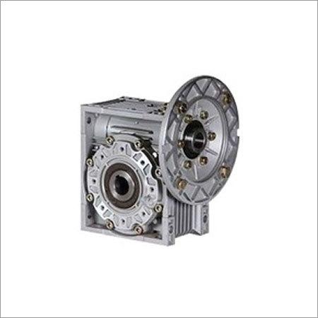 Worm Reduction Gear Box (Aluminium Case)
