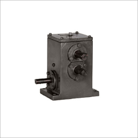 Commercial Aerator Gearbox