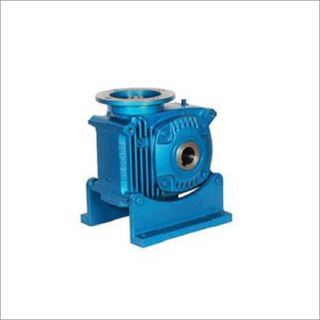 Worm Reduction Gear Box - Adaptable