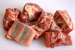 Fresh Goat Mutton Meat