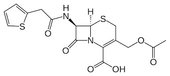 Cefalotin sodium
