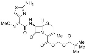 Cefetamet pivoxyl