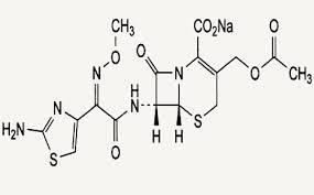 Cefodizime sodium