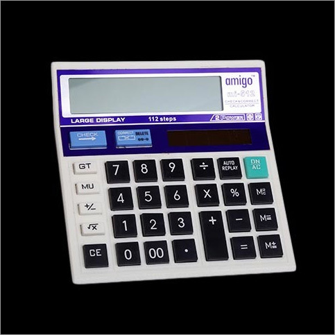 Amigo Black White Mi 512 Calculators