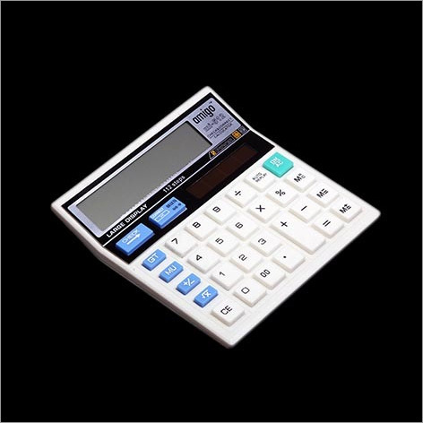 BATTERY OPERATED CALCULATOR
