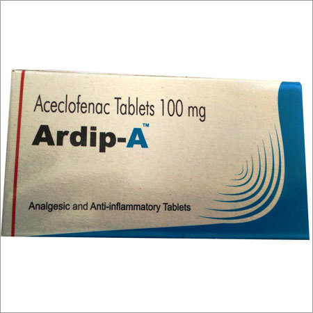Aceclofenac Tablets 100mg