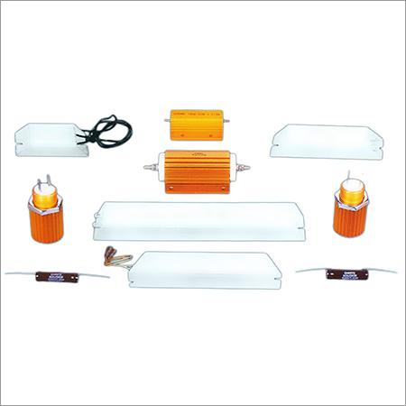 Resistors and DBRS