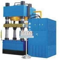 EXTRUSION HYDRAULIC PRESS