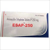 Amoxycillin Trihydrate Tablets IP 250mg