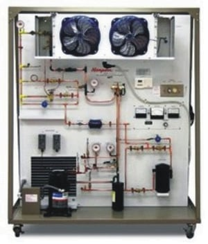AIR-CONDITIONING COMPONENTS AND OPERATION