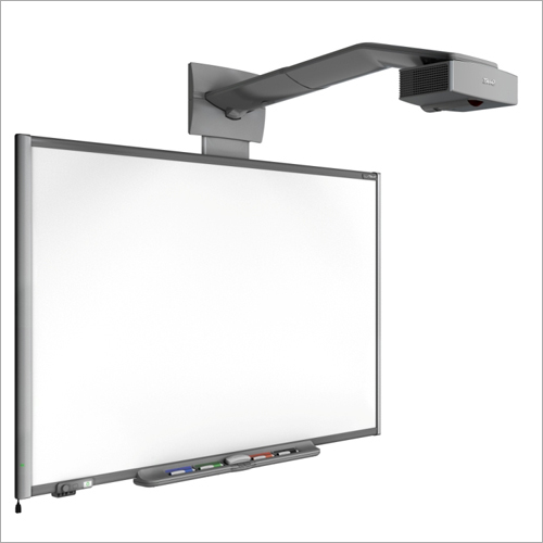 SMART Board with Projector & Wall Mount