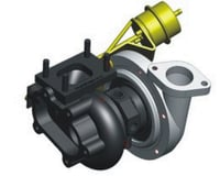 TURBOCHARGER MODEL