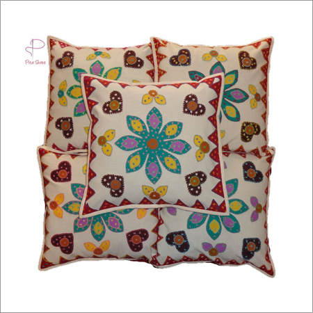 Pure Cotton Cushion Cover