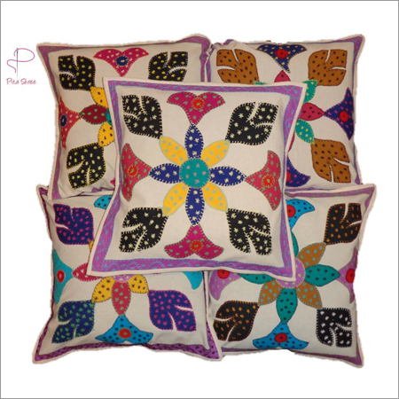 Multi Colored Cushion Covers