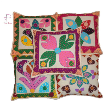 Fancy Printed Cushion Cover