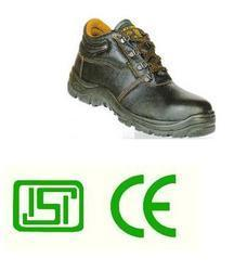 Black Knight Safety Shoe ISI CE Approved