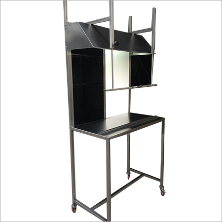 Sieves Inspection Trolley