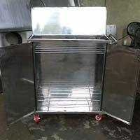 Sifter Sieves Trolley
