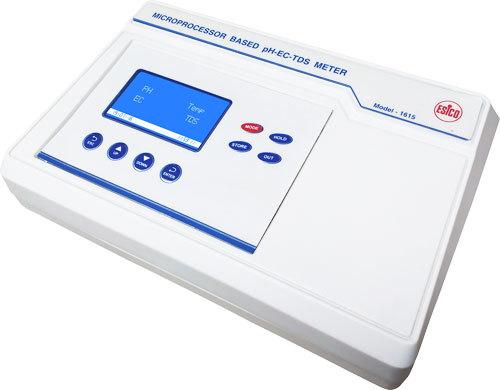 Microprocessor pH-EC-TDS Meter 1615