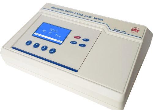 Microprocessor pH-EC Meter 1611