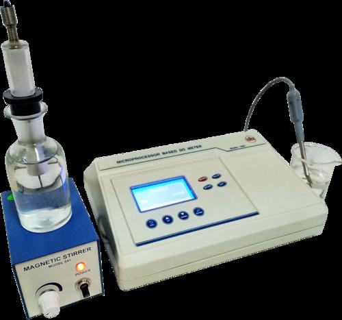 Microprocessor Dissolved Oxygen Meter 1801