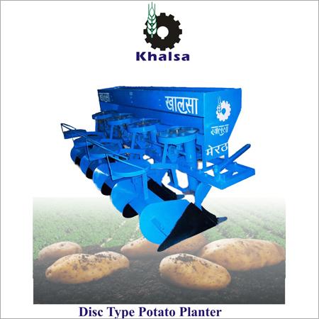 Agricultural Potato Planter