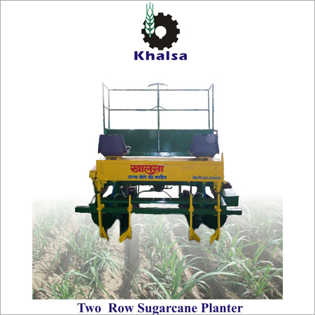 Two Row Sugarcane planter