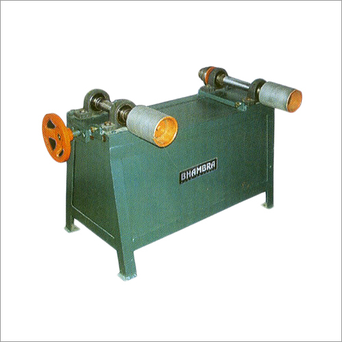 Dry Belt Grinding Machine