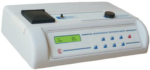 Microprocessor Spectrophotometer 1305