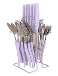 Polo lifetime Cutlery Set (Set of 24 Pcs)