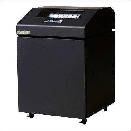 High Speed Line Printers